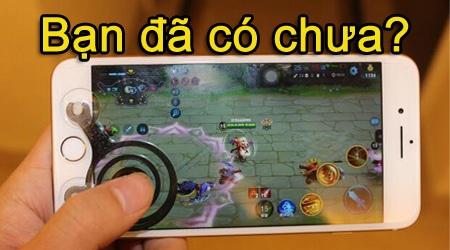 Game thủ Việt xôn xao vì thiết bị hỗ trợ chiến game mobile hot nhất hiện nay