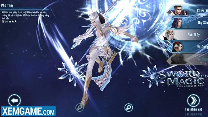 sword and magic