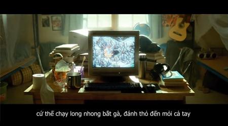Phim ngắn: Ngược dòng thời gian với game Chinh Đồ