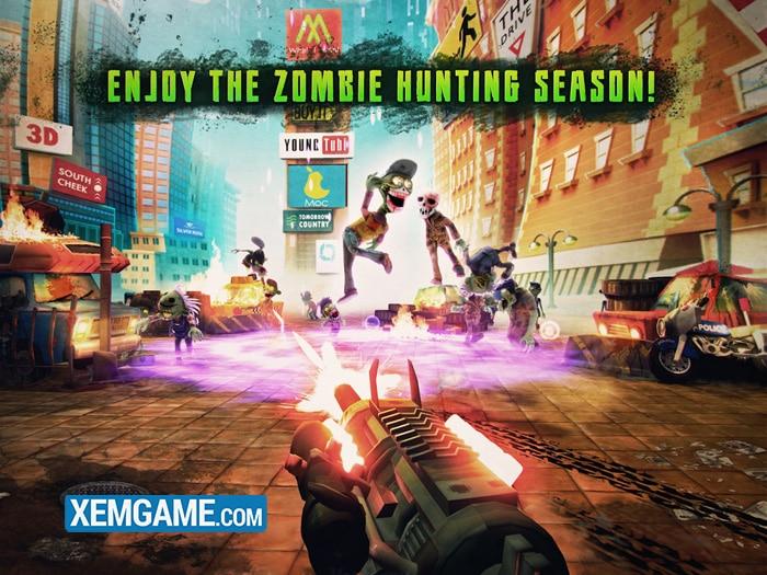 Zombie Annihilator