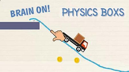 Physics Boxs Puzzles – game giải đố cực hấp dẫn luyện trí não