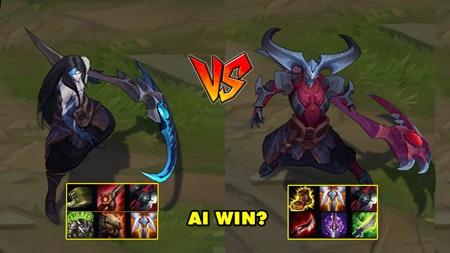 Tìm hiểu cách chơi KAYN – Tử Thần Bóng Tối (Sát thủ vs Đi rừng, ai hơn ai?)