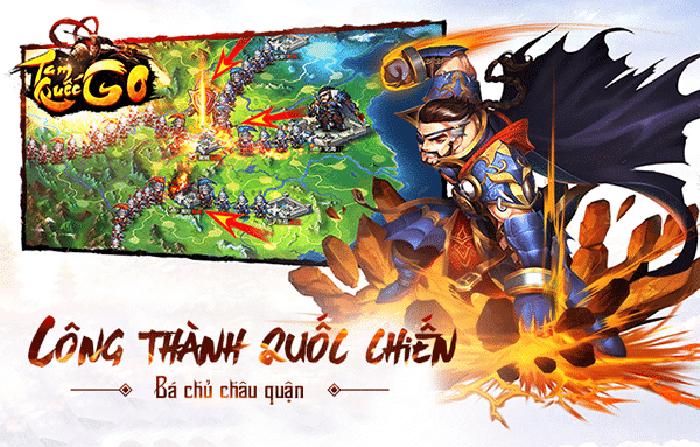 Tam Quốc GO | XEMGAME.COM