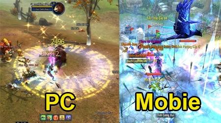 Thiện Nữ Mobile đã kế thừa hoàn hảo mọi thứ từ phiên bản PC