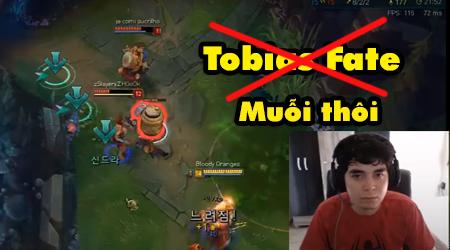 """LMHT: Đã tìm ra thánh chơi Gangplank còn """"điên"""" hơn cả Tobias Fate"""
