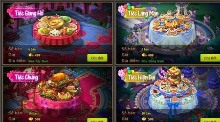 Tháng 7 tiệc tùng chào đón event của Đại Kiếm Vương ngập mặt