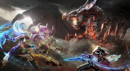 Game of Dragons sẽ ra mắt game thủ Việt cuối tháng 7
