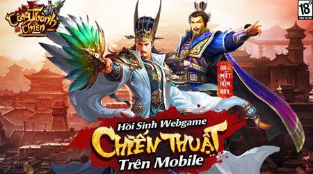 Công Thành Chiến Mobile tặng 200 giftcode nhân dịp Closed Beta