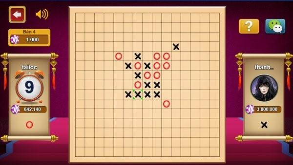 Muốn tăng cường trí não, hãy tích cực chơi cờ caro hơn