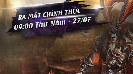 Huyết Chiến Tam Quốc tặng 1000 giftcode nhân dịp game ra mắt