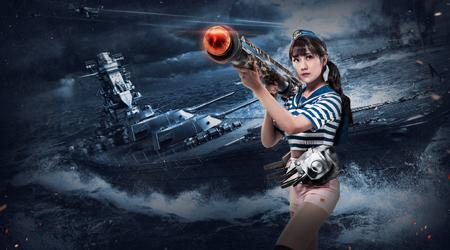 Thủy Chiến Mobile mang đến những trận oanh tạc nảy lửa giữa biển khơi