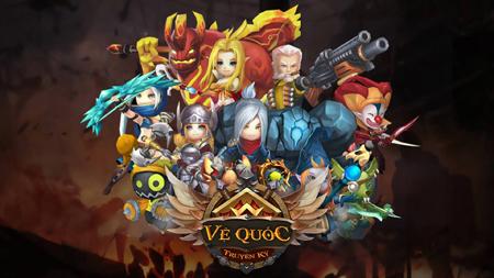Vệ Quốc Truyền Kỳ – game mới toanh chuẩn bị cập bến Việt Nam