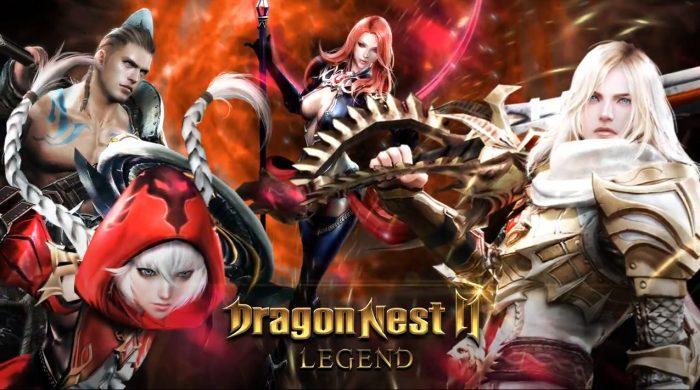 Dragon Nest 2: Legend mở cửa thử nghiệm, tải về để chơi ngay nào