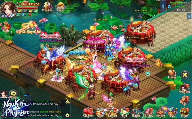 Ngự Kiếm Phi Thiên | XEMGAME.COM