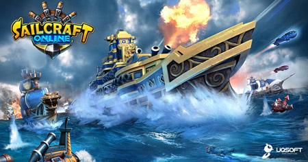 SailCraft – game vui nhộn dành cho fan của dòng thủy chiến