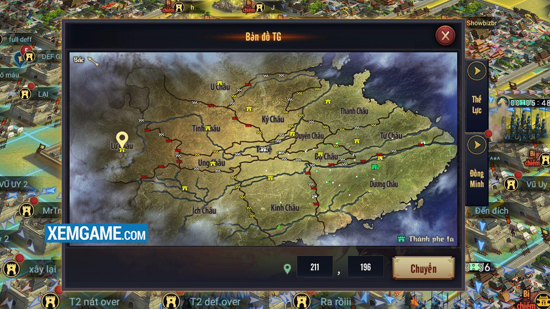 ROW Tam Quốc Truyền Kỳ   XEMGAME.COM