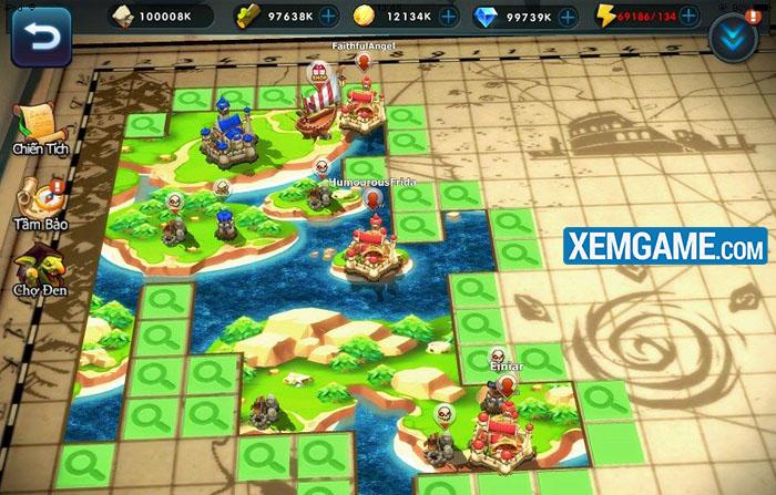 Doto Mobile | XEMGAME.COM