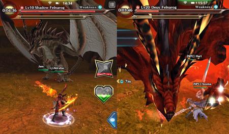 Chuyện lạ Dragon Project : combo chặt chém tầm gần lại tốt hơn đứng xa bắn phép?