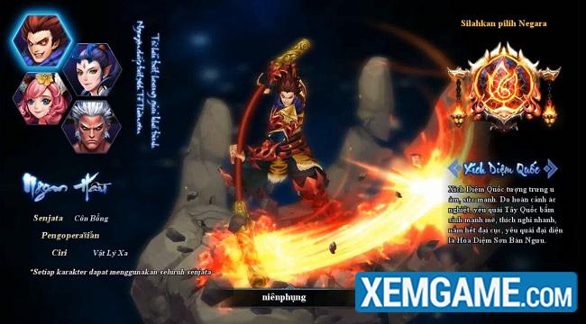 Ngộ Không Kỳ Truyện | XEMGAME.COM