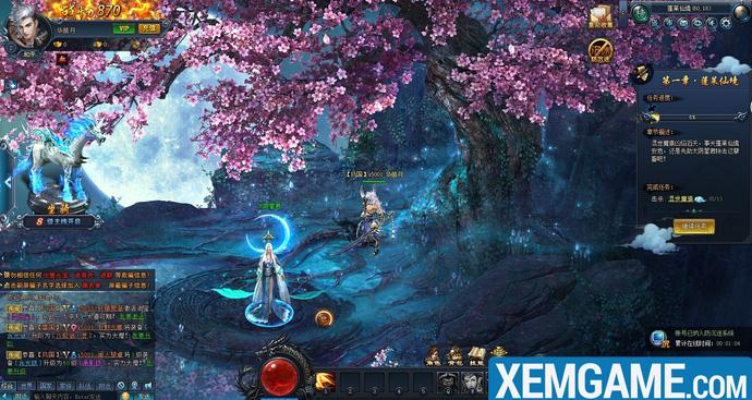 Thần Tiên Kiếp | XEMGAME.COM