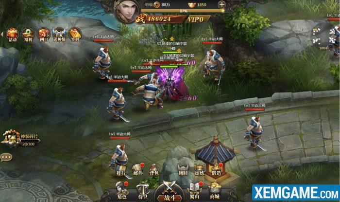 Kiếm Linh H5 | XEMGAME.COM