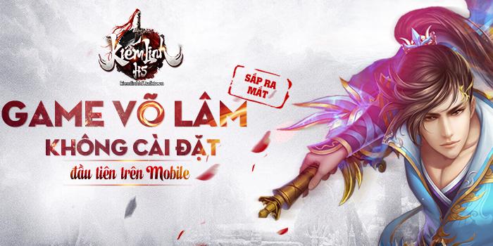 Game đa nền tảng Kiếm Linh H5 sắp được VNG phát hành tại Việt Nam