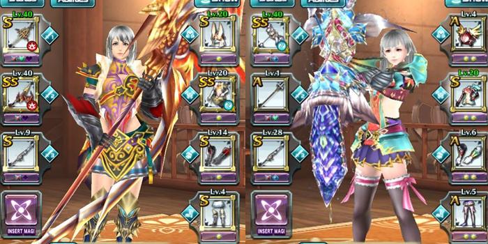 Dragon Project – Săn Rồng Mobile: Tự do thay đổi diện mạo theo ý thích