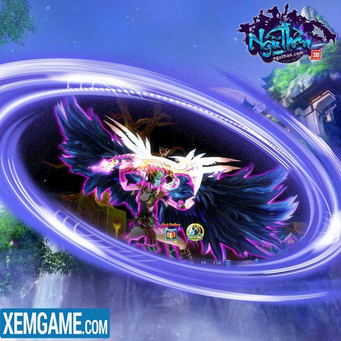 Ngũ Thần Online   XEMGAME.COM