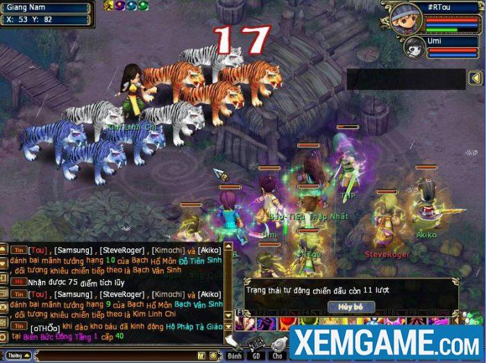 Cổ Long Online | XEMGAME.COM