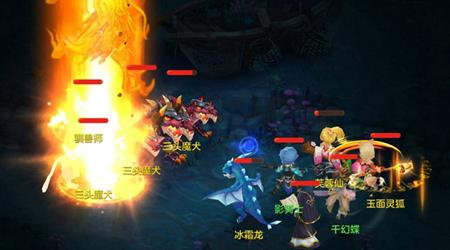 Dream World 3D – game nhập vai theo lượt hàng hot đến từ Gamota