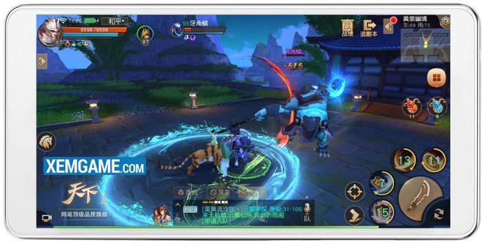 Thiên Hạ 3D   XEMGAME.COM