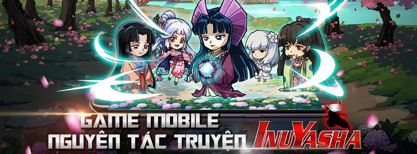Ấn định thời gian ra mắt, Inuyasha Mobile kết thúc hành trình 5 tháng 'đắp chiếu'
