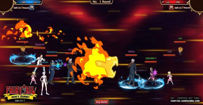 Fairy Tale: Hero's Journey – webgame ăn theo manga nổi tiếng cùng tên