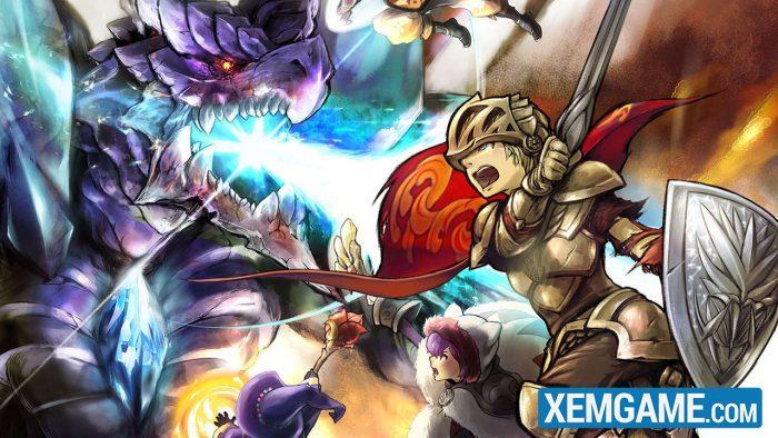 Final Fantasy Explorers Force | XEMGAME.COM