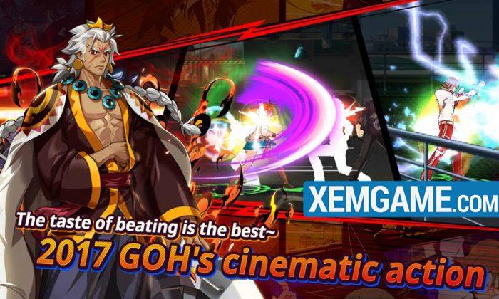 God Of High School | XEMGAME.COM