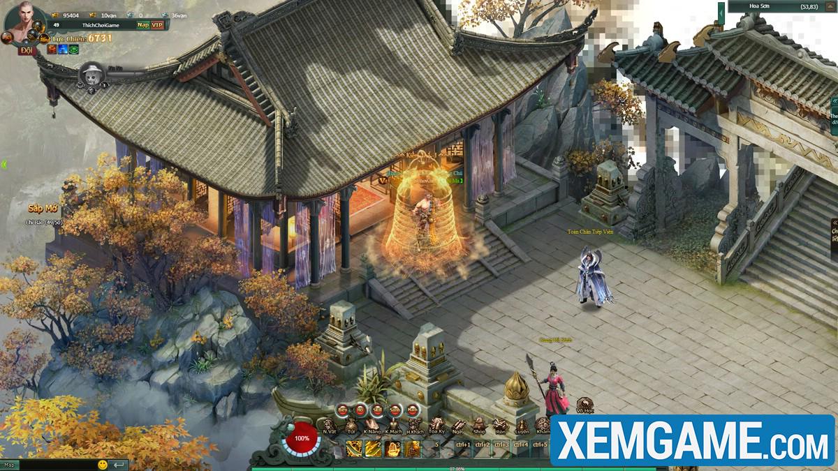 Hàng Long Phục Hổ | XEMGAME.COM