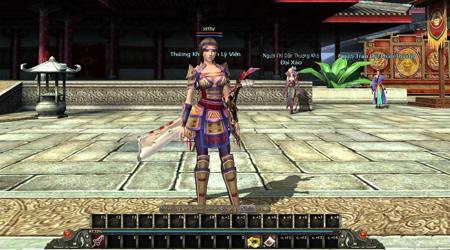 Loong Online của Asiasoft: một MMORPG 3D với rất nhiều hoài niệm