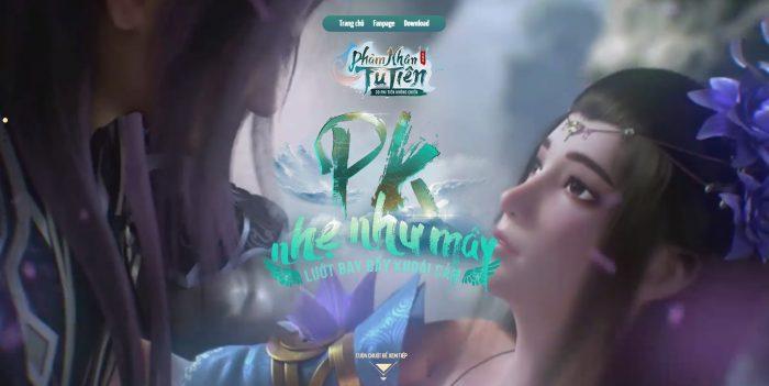 Phàm Nhân Tu Tiên VNG khẳng định hệ thống PK nhẹ như mây, lướt bay đầy khoái cảm trong teaser