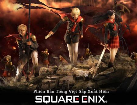 Final Fantasy Awakening – bom tấn nhập vai sắp được Việt hóa hoàn toàn
