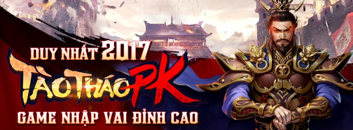 Tào Tháo PK – Game nhập vai đề tài Tam Quốc khác biệt sắp ra mắt game thủ Việt