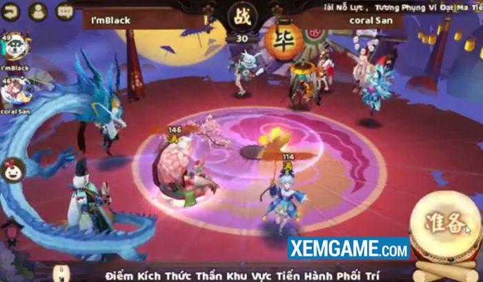 Âm Dương Sư MOBA | XEMGAME.COM