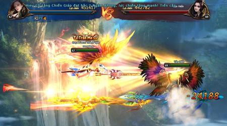 Trảm boss, PK tự do và Quốc chiến chính là 3 thú vui chính khi bạn đặt chân vào Đại Càn Khôn