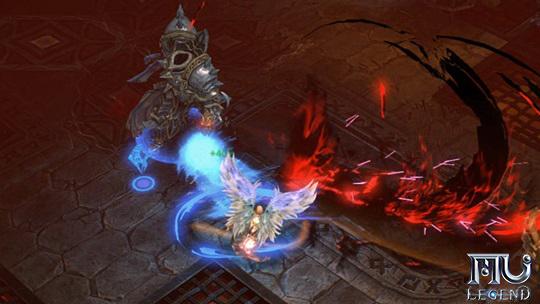 Phải chờ đến tháng 11, game thủ mới có thể tải MU Legend về trải nghiệm