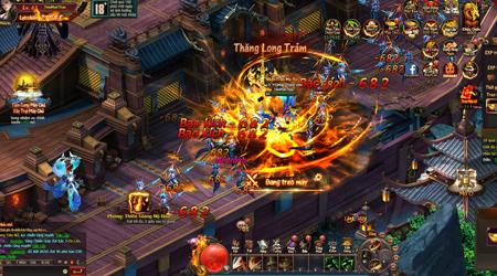 Chơi Đại Càn Khôn ngoài nhân vật chính ra người chơi còn có hàng tá đệ tử trợ chiến khác