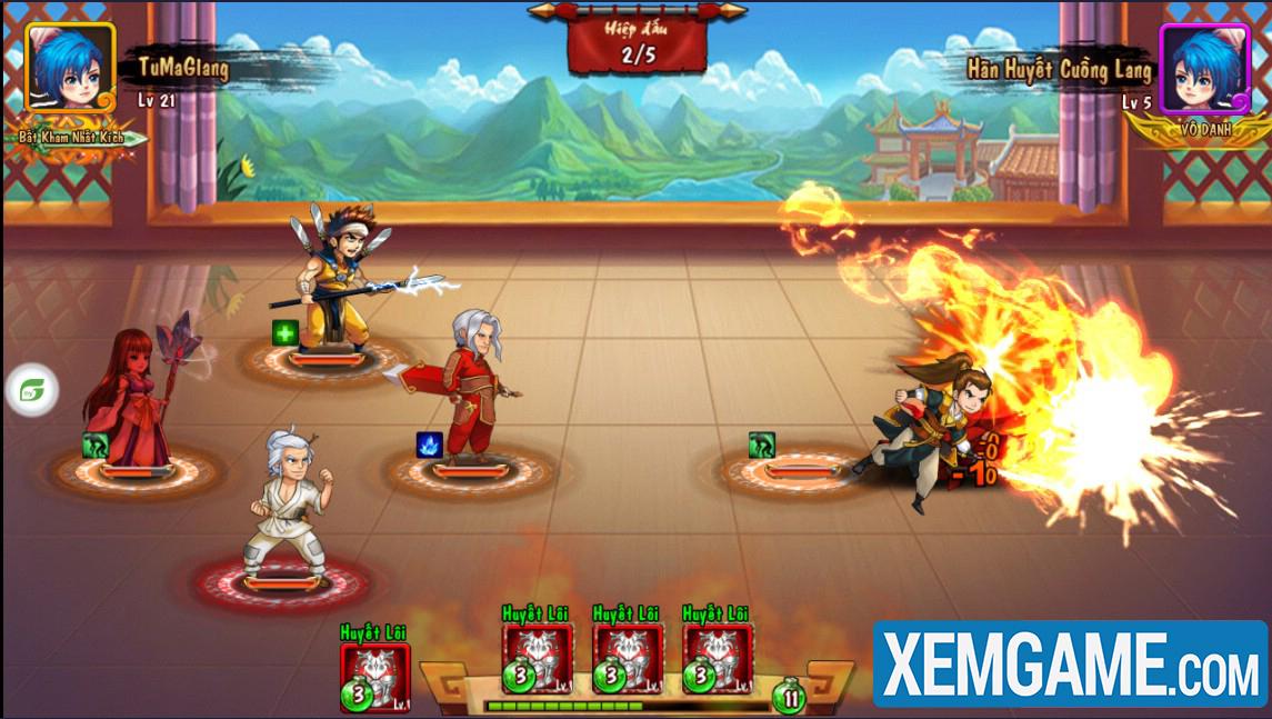Hiệp Khách Truyện | XEMGAME.COM