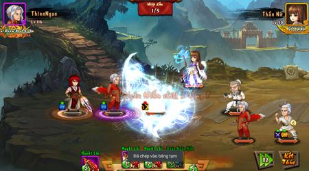 Những tính năng hấp dẫn của HKGH Mobile – Hiệp Khách Truyện sẽ lôi cuốn game thủ