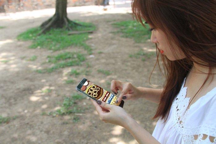 Ghép Chữ Mobile khiến người chơi thích thú loay hoay tìm đáp án