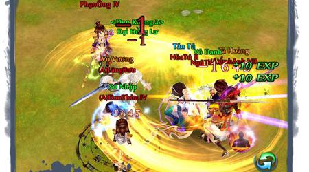 Game thủ HKGH MEM sẽ được thỏa sức xây dựng và phát triển nhân vật trong game