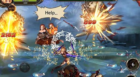 Dragon Spear – Tựa game ARPG chặt chém sống động, đầy máu lửa đến từ Hàn Quốc