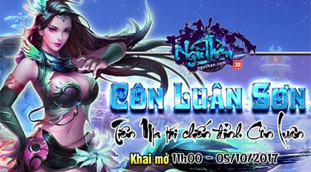 Chiều theo game thủ, Ngũ Thần Online thông báo ra mắt máy chủ mới